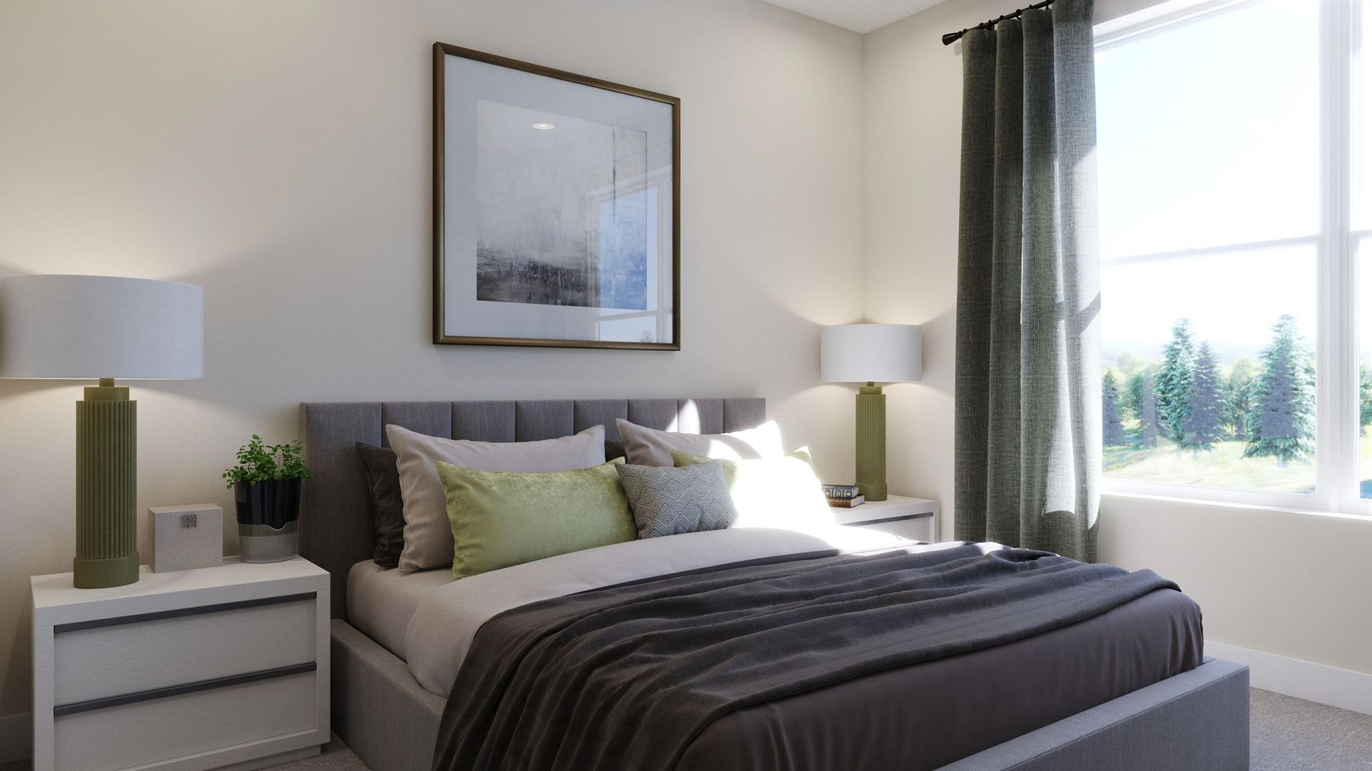 Bedroom featured in the Escape By Thrive Home Builders in Denver, CO
