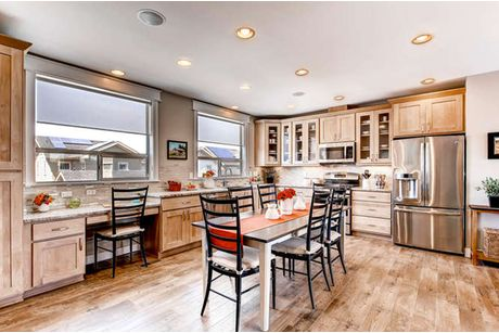 Kitchen-in-Highland-at-North End Rows-in-Denver