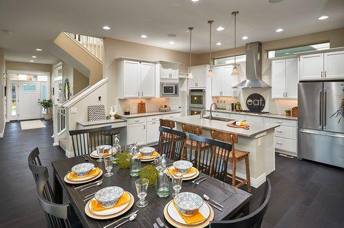 Kitchen-in-Plan Four-at-Vita Collection at Stapleton-in-Denver