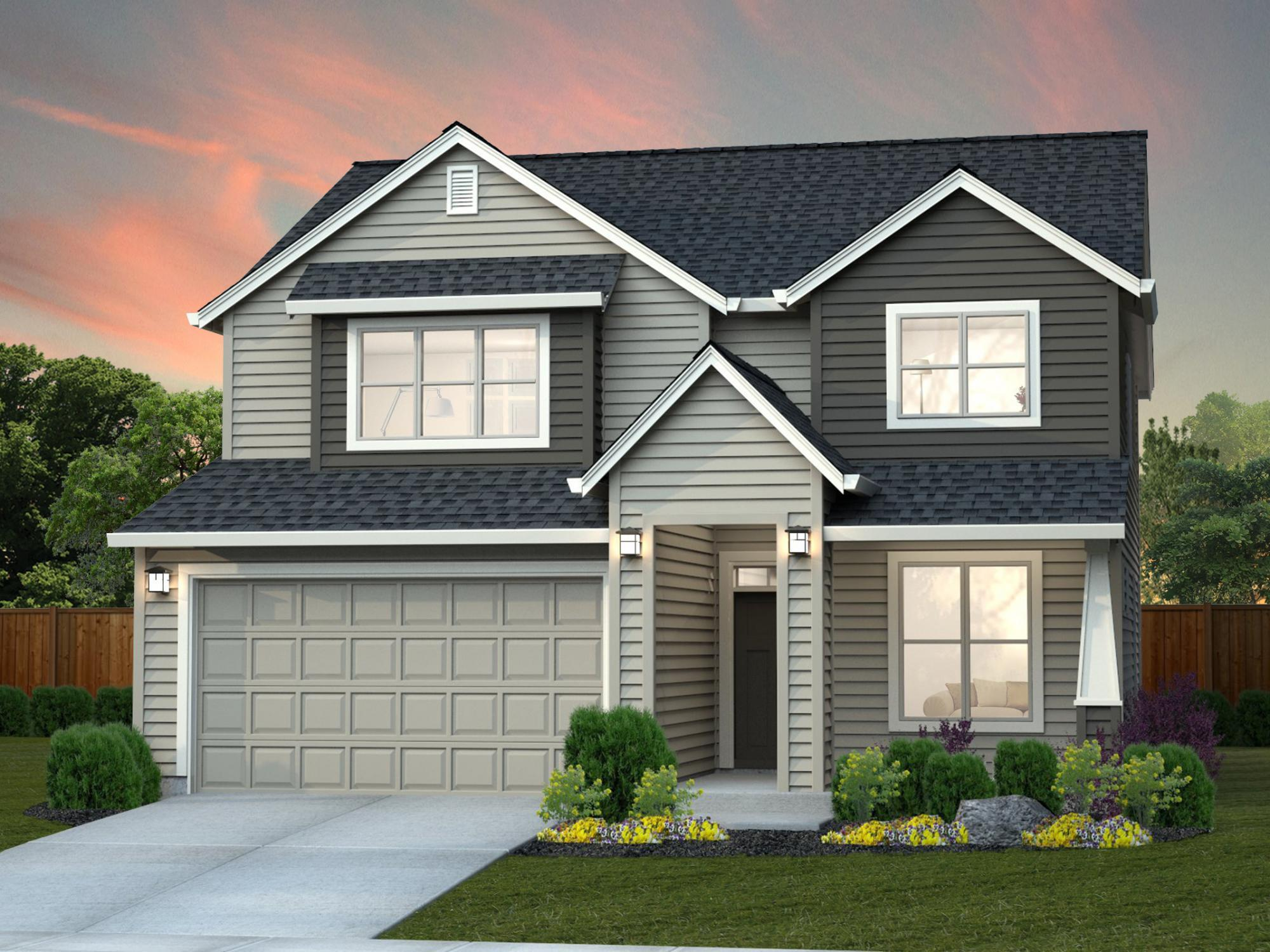 Exterior featured in the Grandview By New Tradition Homes in Portland-Vancouver, WA