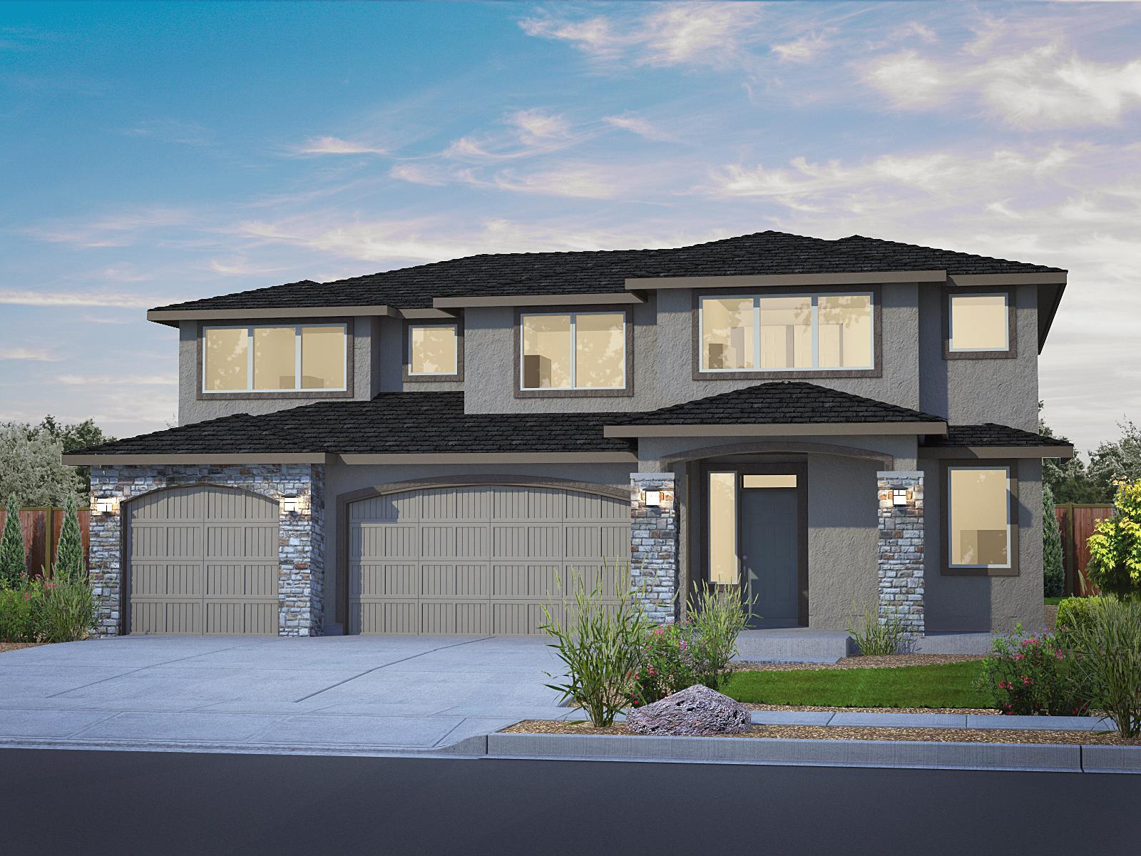 Exterior featured in the Laurelhurst By New Tradition Homes in Portland-Vancouver, WA