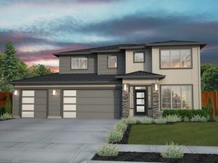 Bainbridge - Badger Mountain South - West Village: Richland, Washington - New Tradition Homes