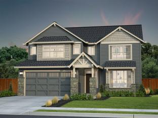 Winchester - Yorkshire Estates: Vancouver, Oregon - New Tradition Homes