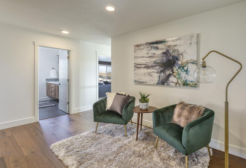 Living Area featured in the Bainbridge By New Tradition Homes in Richland, WA