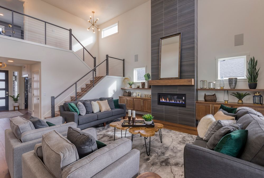 'West Vineyard Phase 2 at Badger Mountain South' by New Tradition Homes in Richland