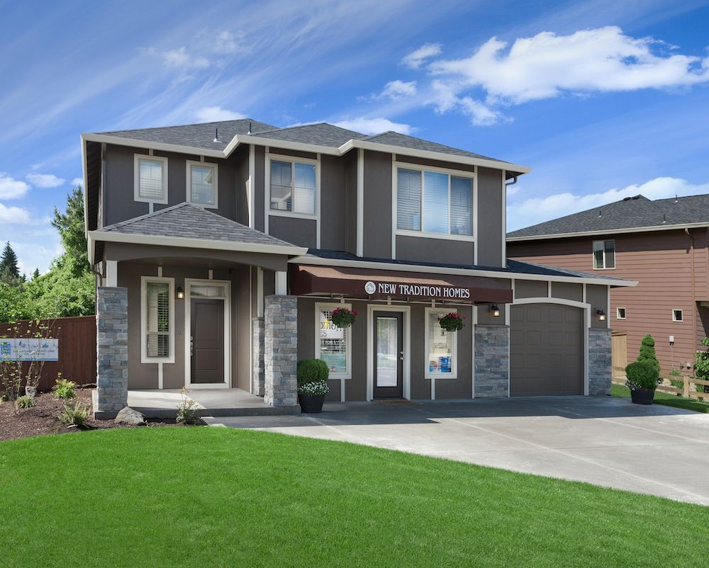 Exterior featured in the Everson By New Tradition Homes in Yakima, WA