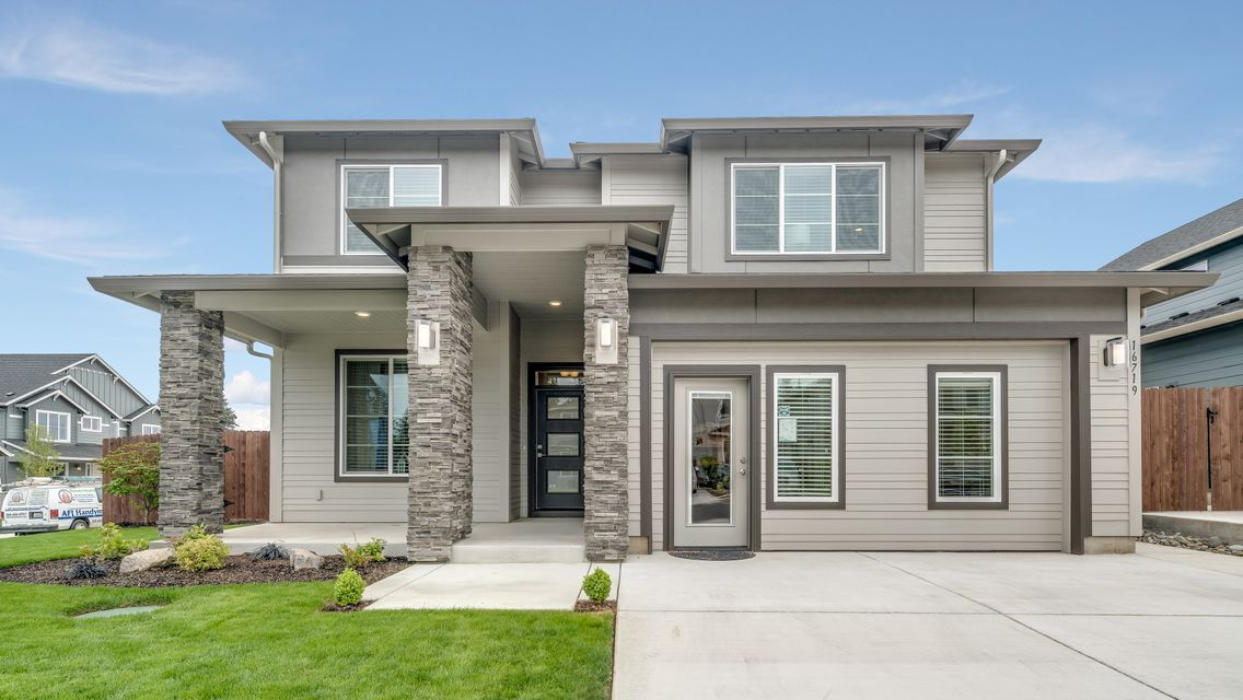 Exterior featured in the Grandview By New Tradition Homes in Richland, WA