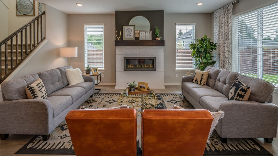 Living Area featured in the Grandview By New Tradition Homes in Richland, WA
