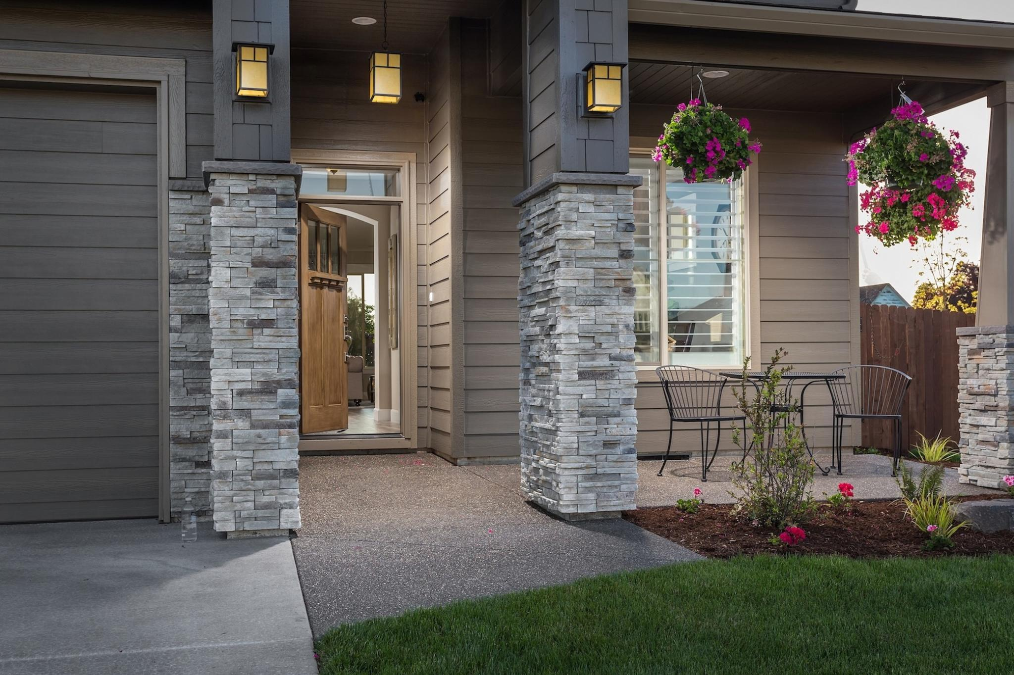 Exterior featured in the Grandview By New Tradition Homes in Yakima, WA