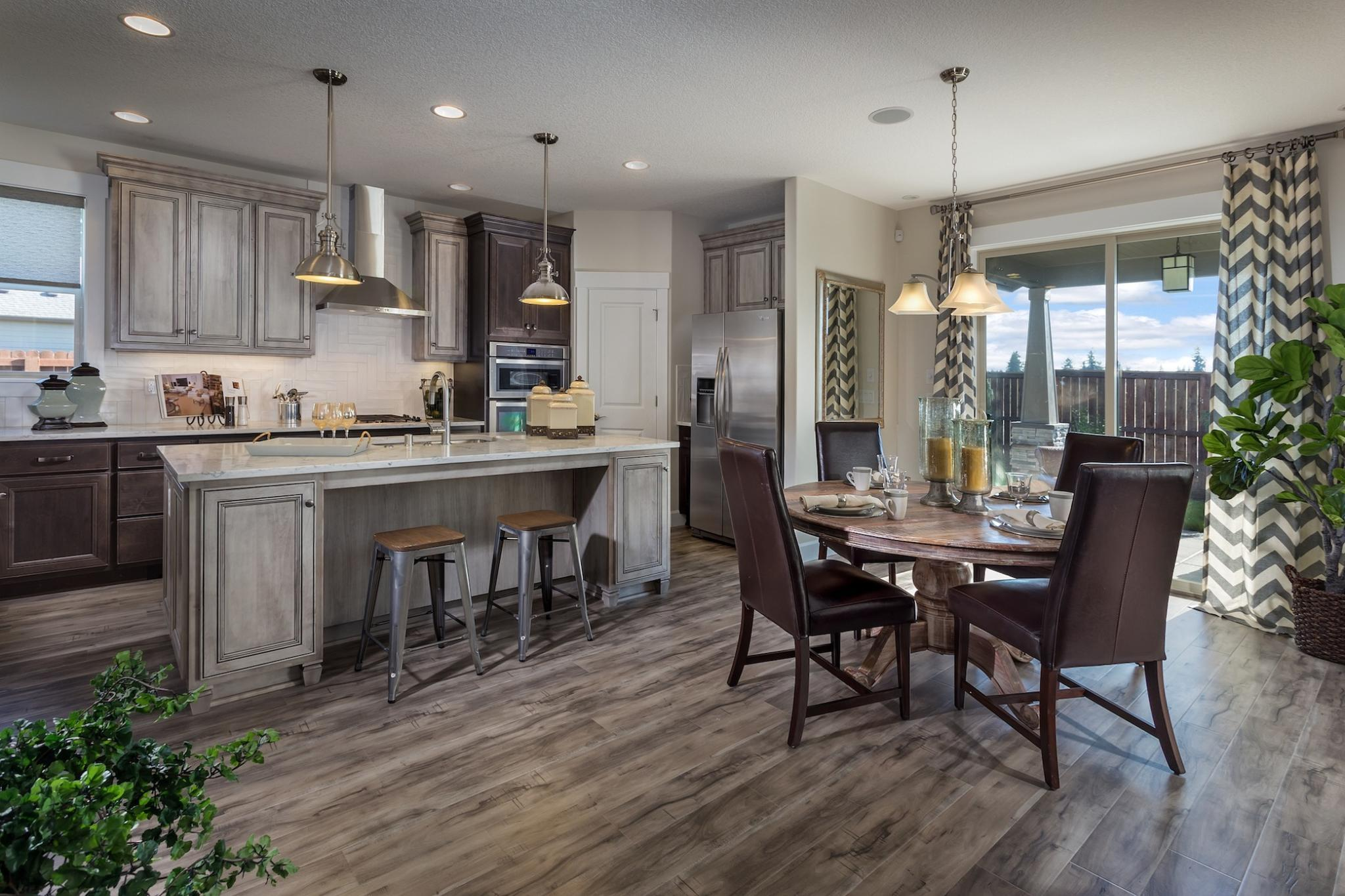 Kitchen featured in the Grandview By New Tradition Homes in Richland, WA