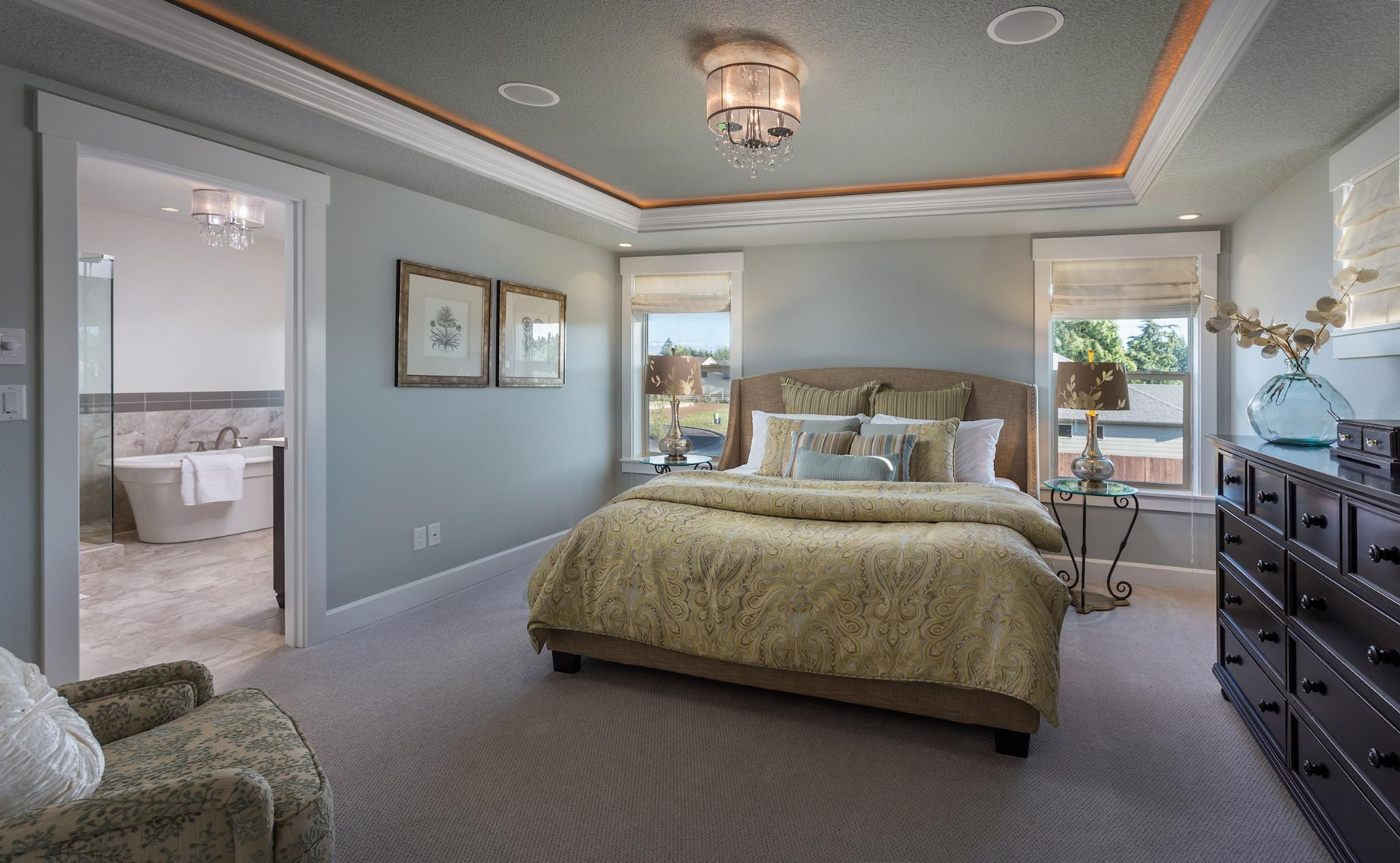 Bedroom featured in the Grandview By New Tradition Homes in Yakima, WA