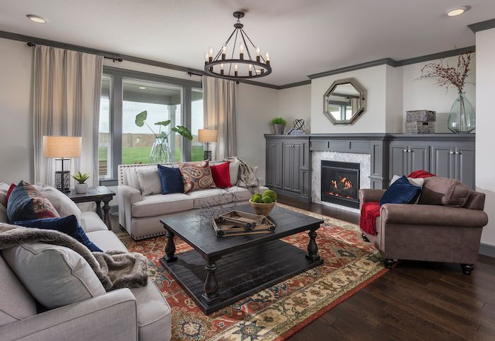 Living Area featured in the Riverside By New Tradition Homes in Richland, WA