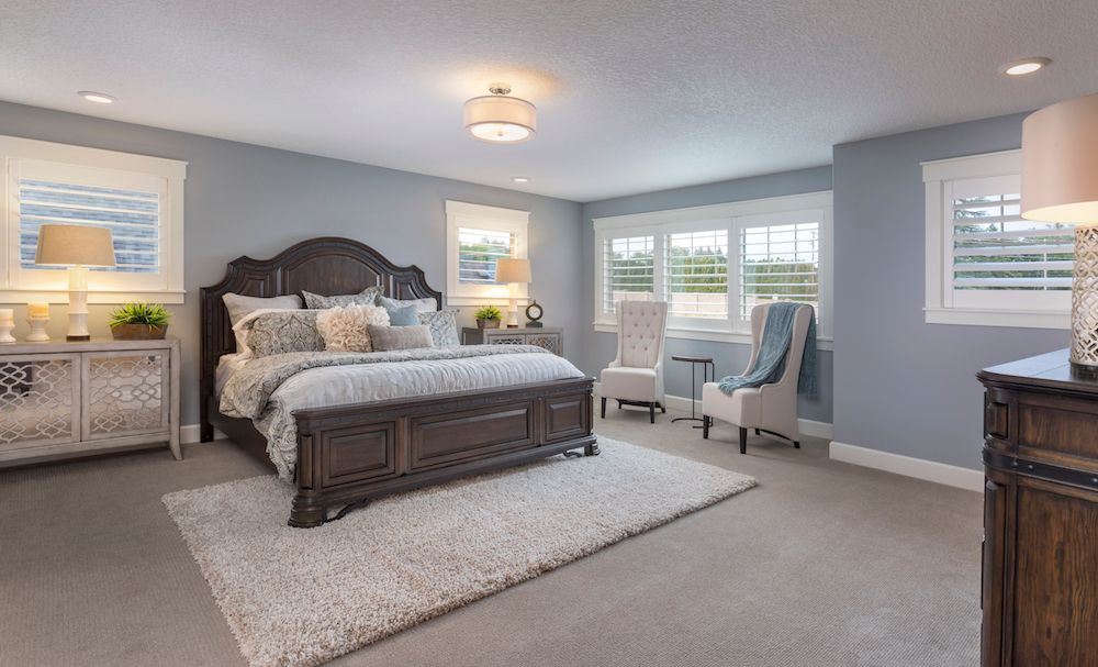 Bedroom featured in the Laurelhurst By New Tradition Homes in Portland-Vancouver, WA