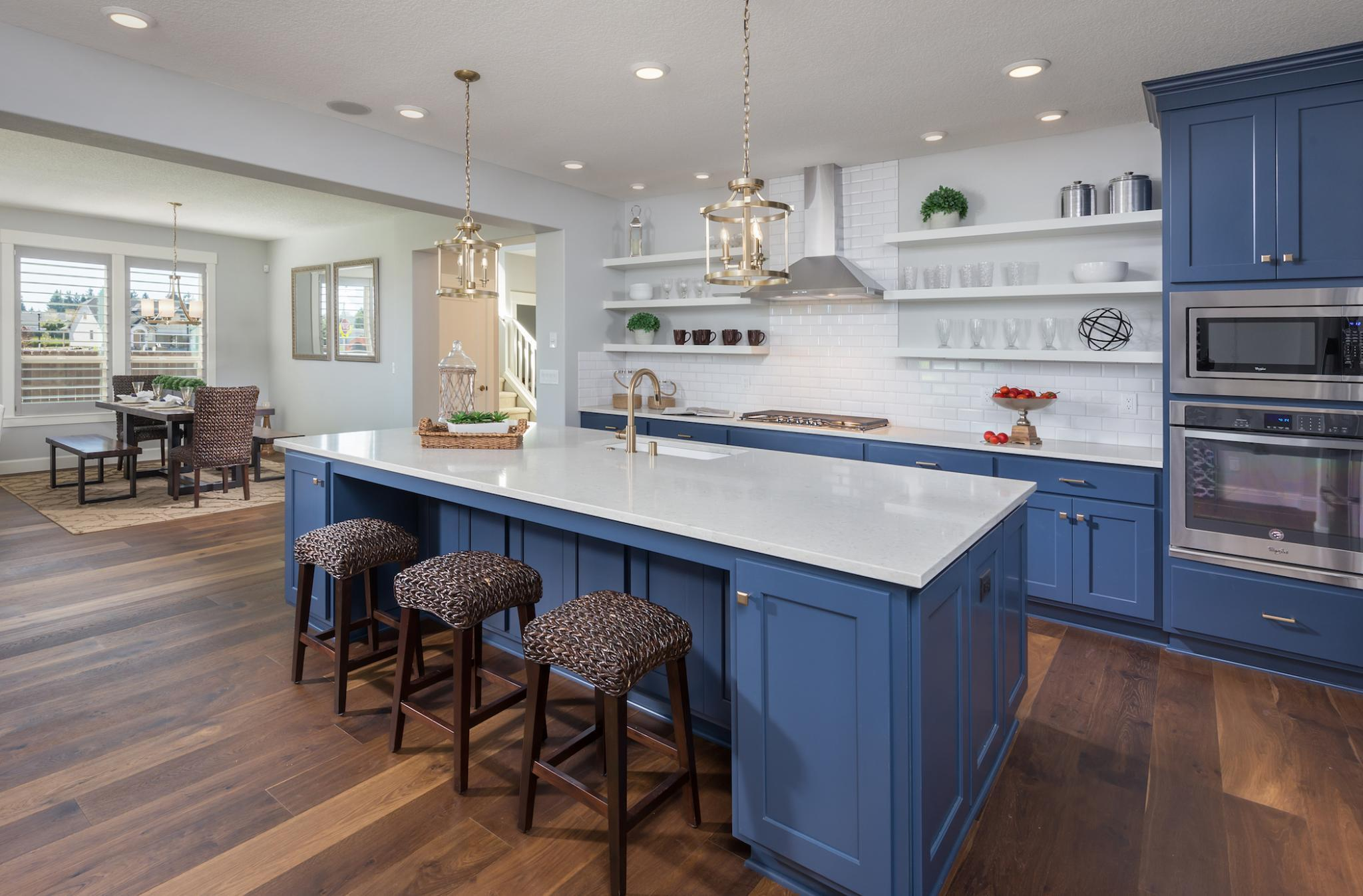 Kitchen featured in the Laurelhurst By New Tradition Homes in Portland-Vancouver, WA