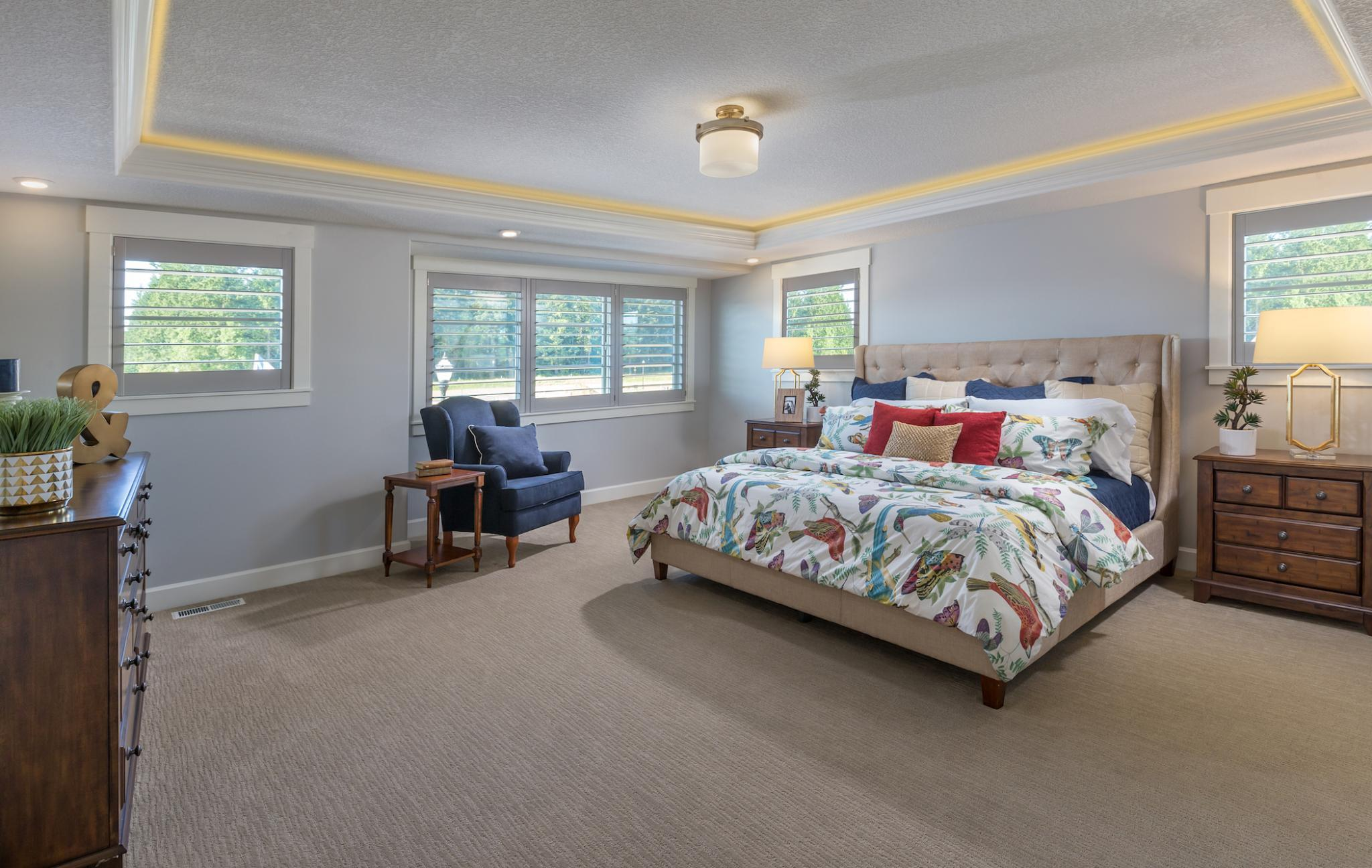 Bedroom featured in the Laurelhurst By New Tradition Homes in Richland, WA