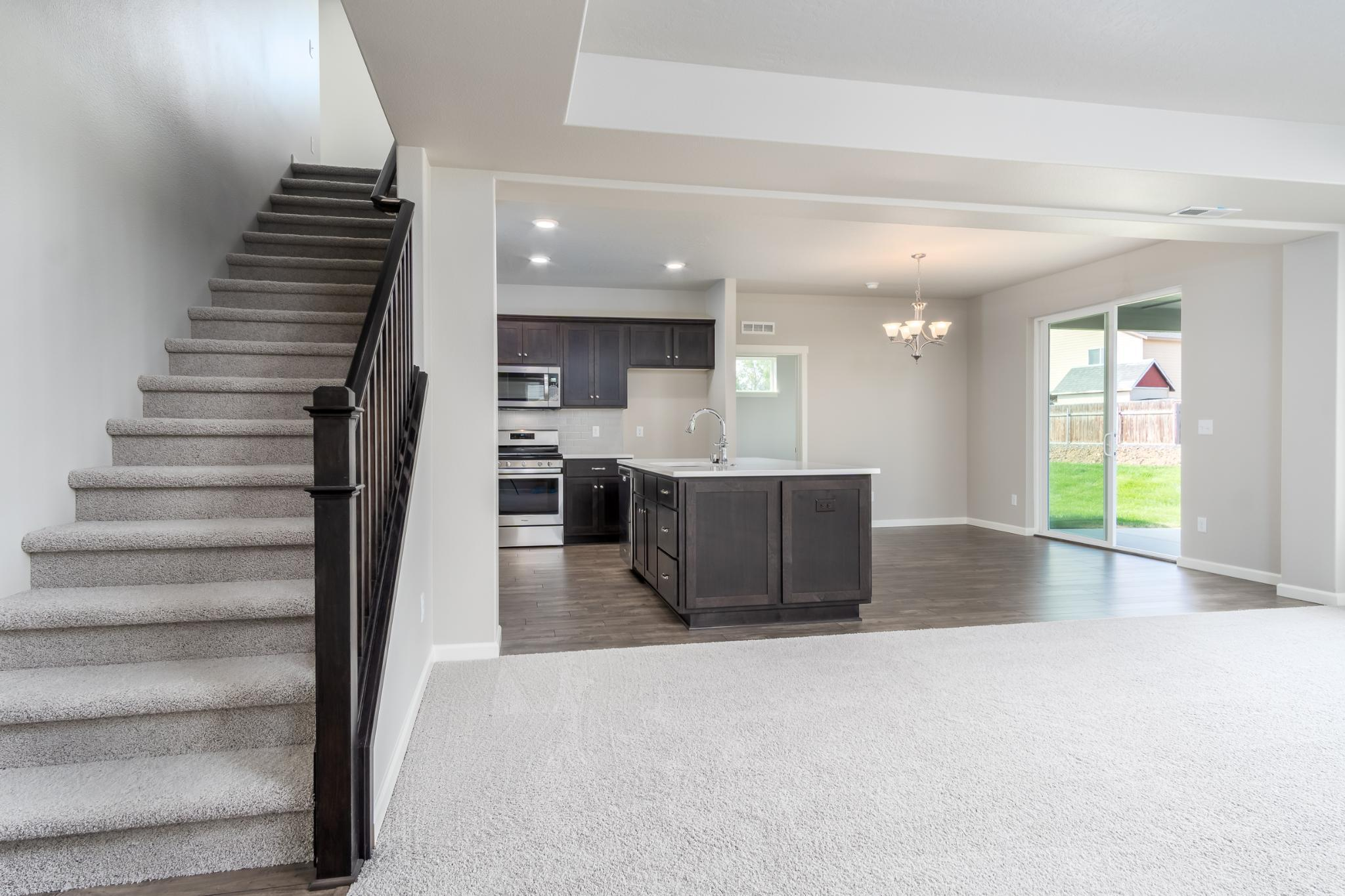 Living Area featured in the Lewiston By New Tradition Homes in Yakima, WA
