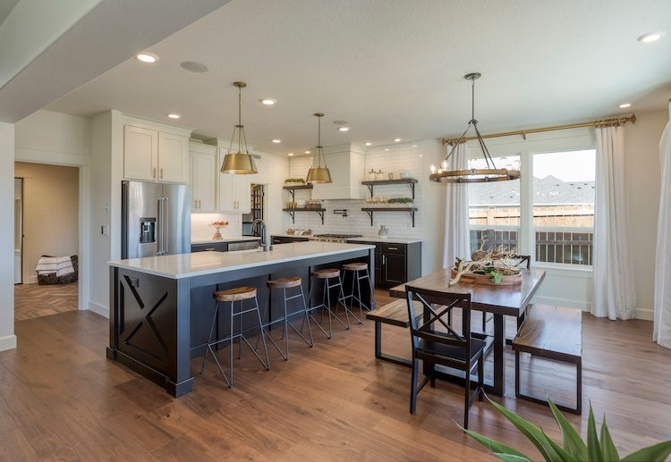 Kitchen featured in the Bremerton By New Tradition Homes in Richland, WA