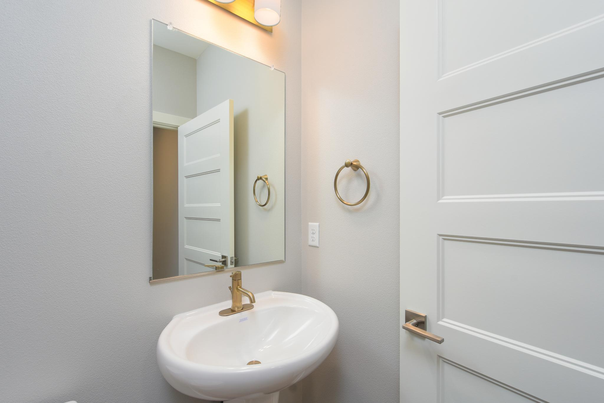 Bathroom featured in the Hillcrest By New Tradition Homes in Portland-Vancouver, WA