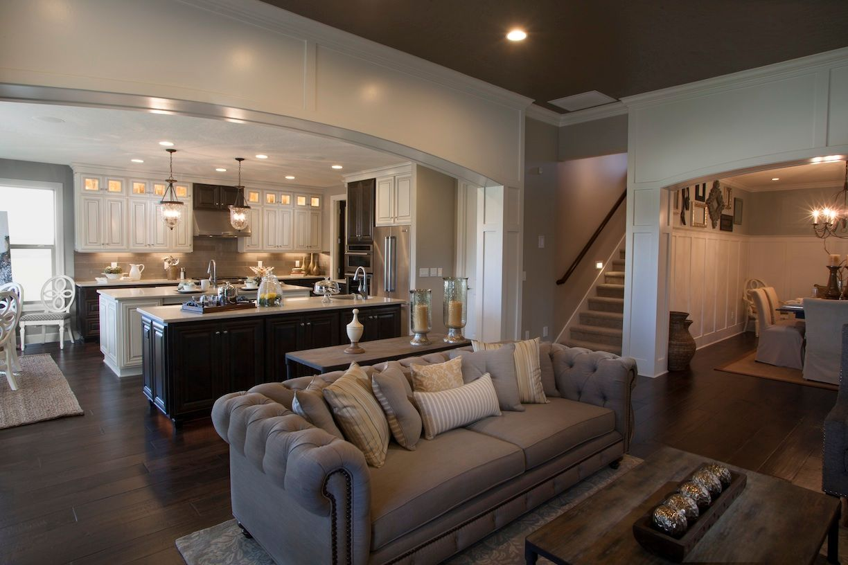 Living Area featured in the Bonneville By New Tradition Homes in Richland, WA