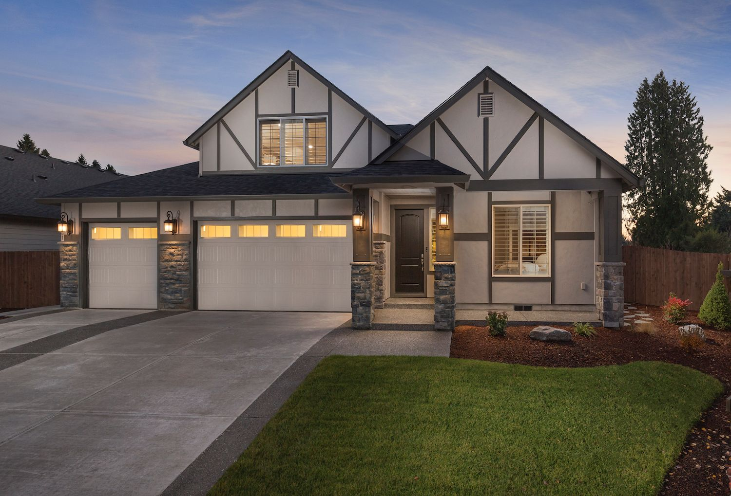 Exterior featured in the Willamette By New Tradition Homes in Richland, WA