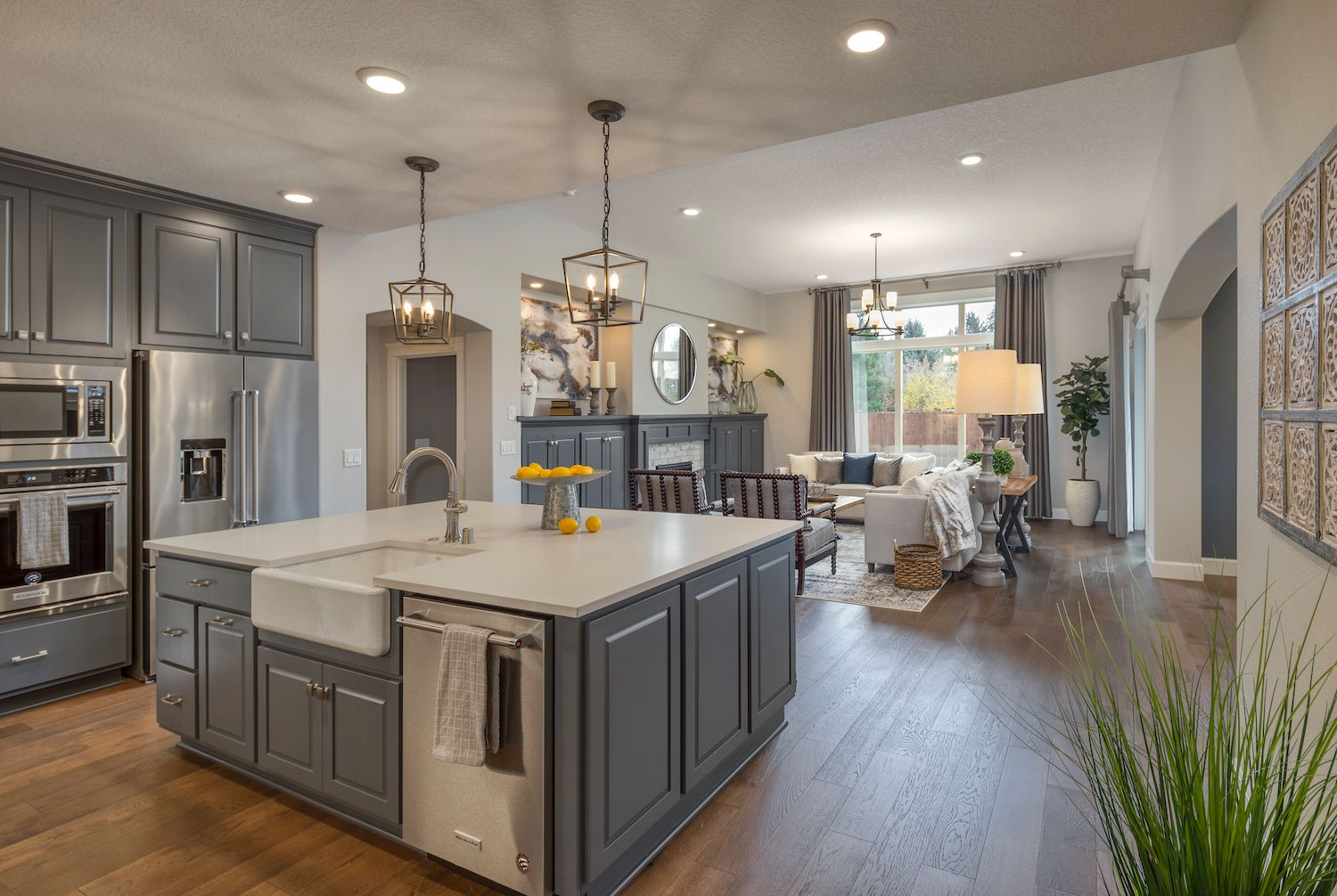 Kitchen featured in the Willamette By New Tradition Homes in Richland, WA