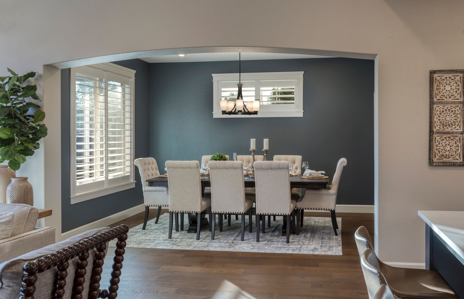 Living Area featured in the Willamette By New Tradition Homes in Richland, WA