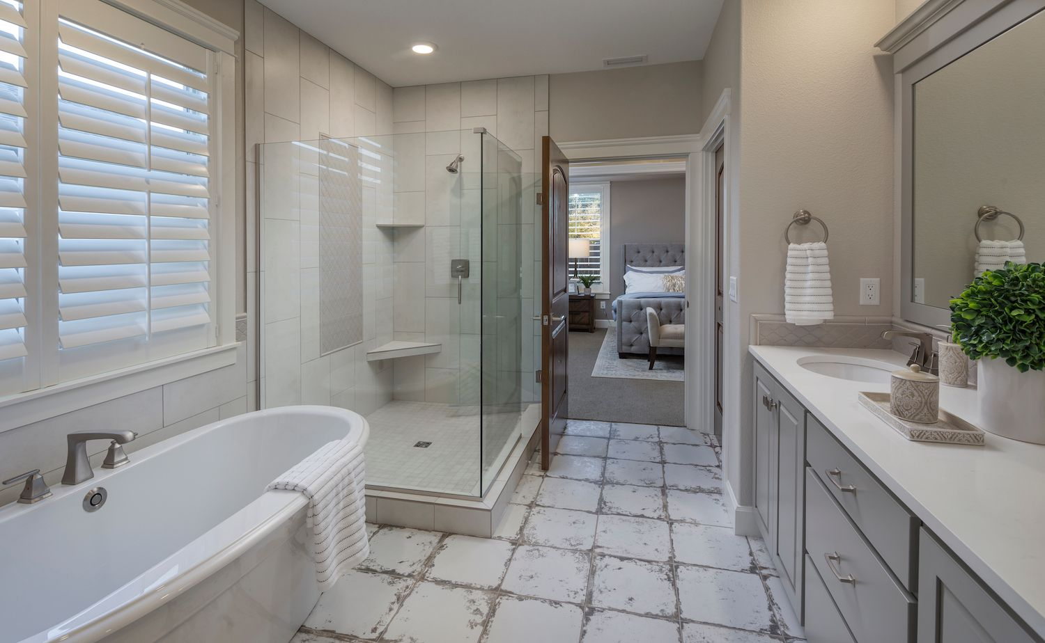 Bathroom featured in the Willamette By New Tradition Homes in Portland-Vancouver, WA