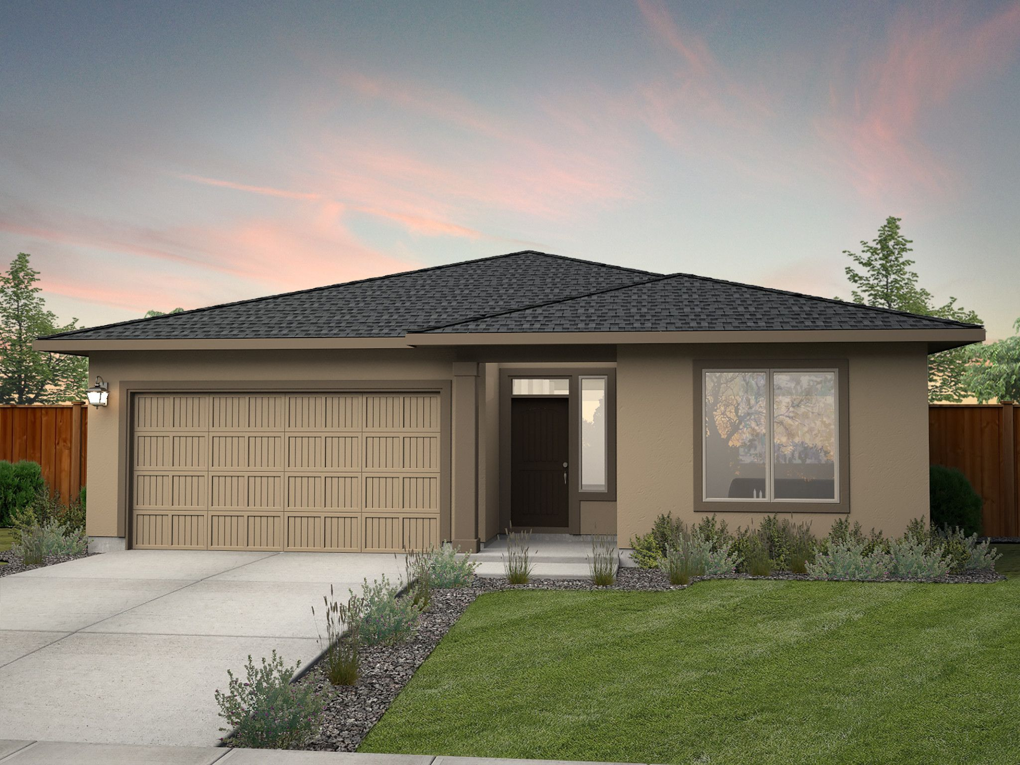 Exterior featured in the Westhaven By New Tradition Homes in Portland-Vancouver, WA