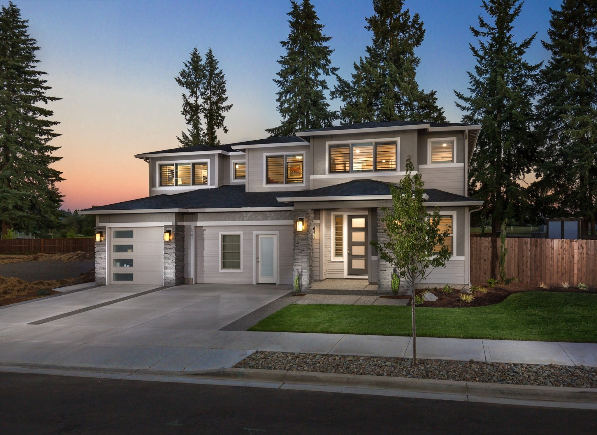 'Si Ellen Farms' by New Tradition Homes in Portland-Vancouver