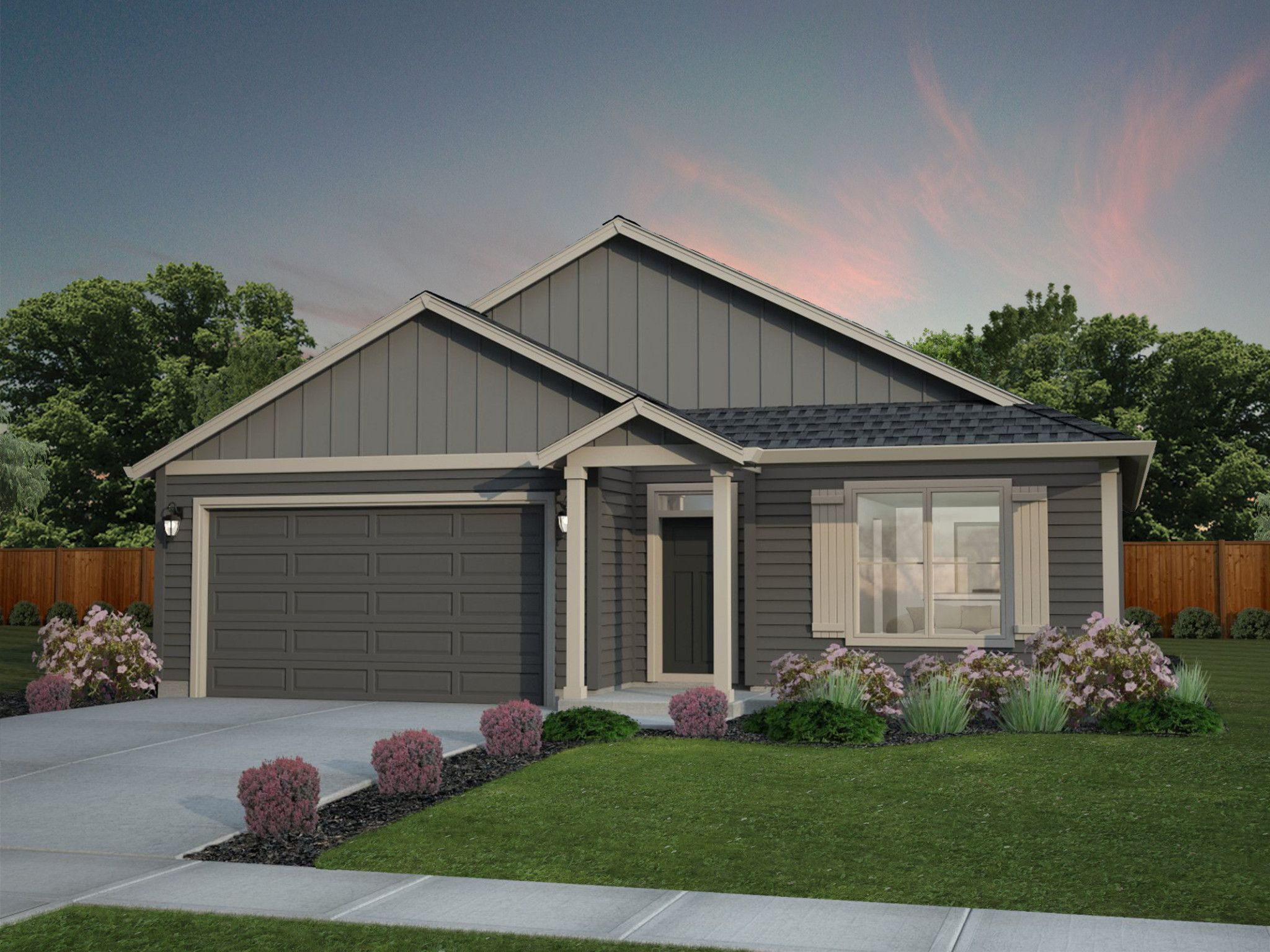 Exterior featured in the Parker By New Tradition Homes in Portland-Vancouver, WA