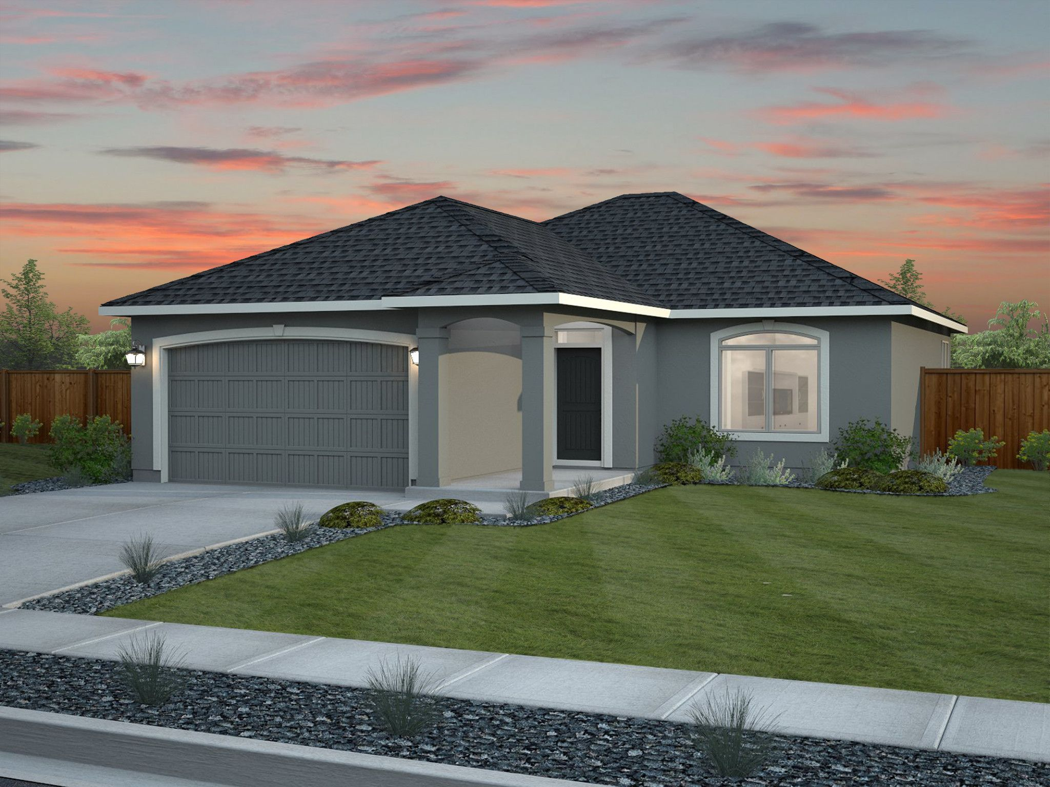 Exterior featured in the Oakville By New Tradition Homes in Yakima, WA