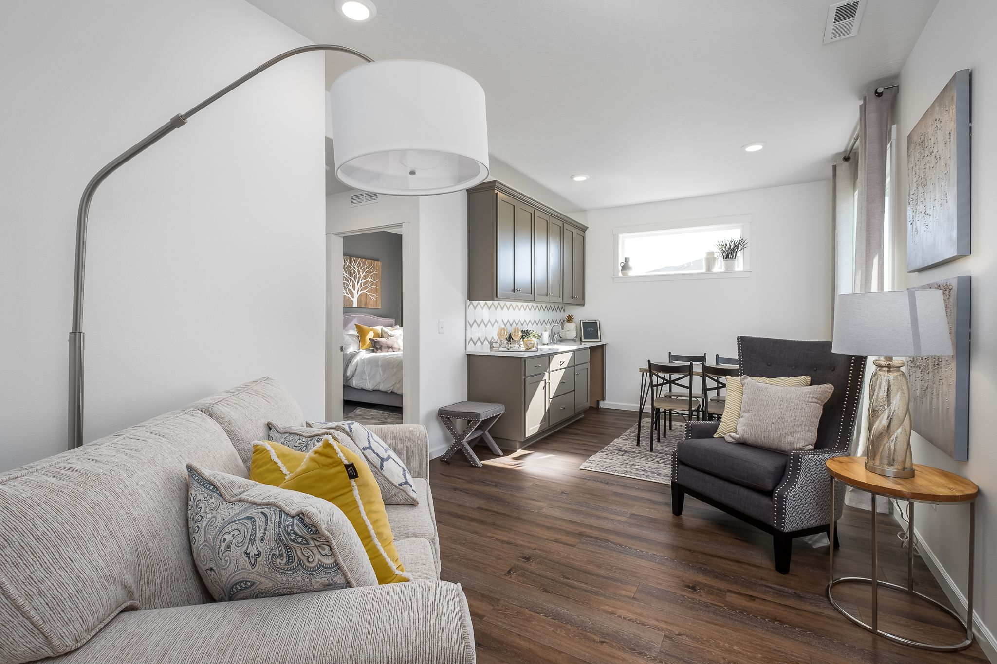 Living Area featured in the Whidbey By New Tradition Homes in Yakima, WA