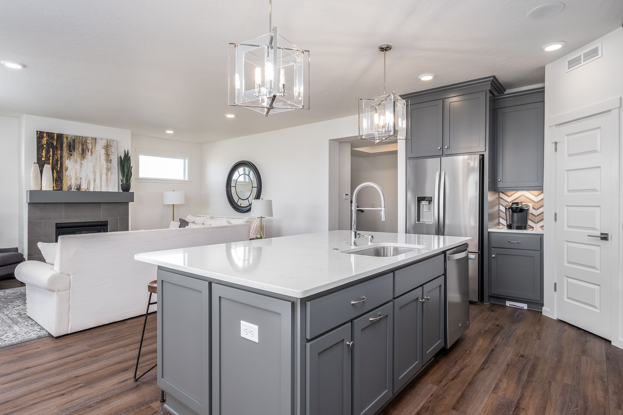 Kitchen featured in the Whidbey By New Tradition Homes in Portland-Vancouver, WA