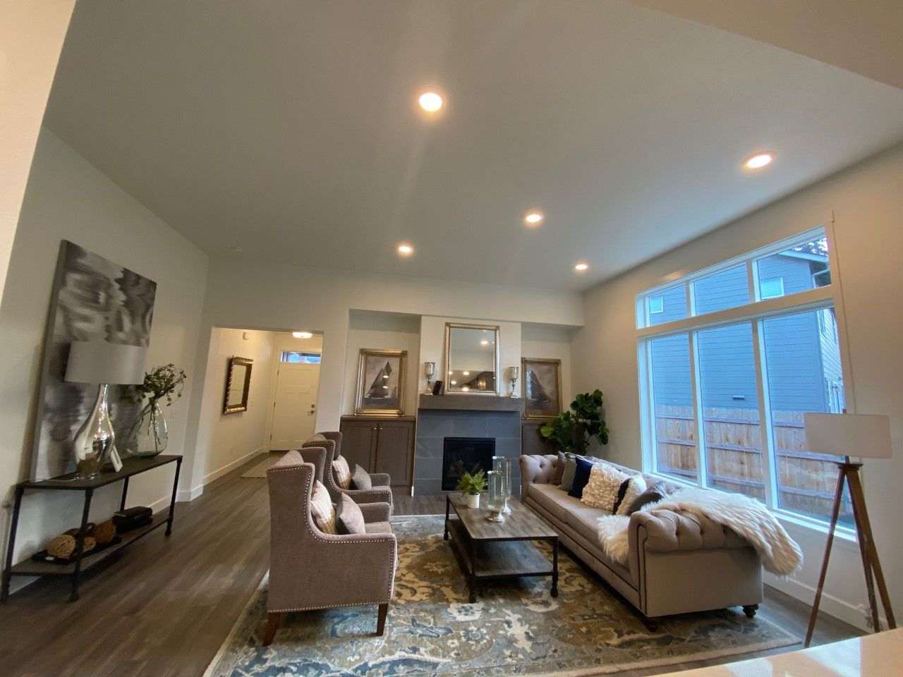 Living Area featured in the Astoria By New Tradition Homes in Portland-Vancouver, WA