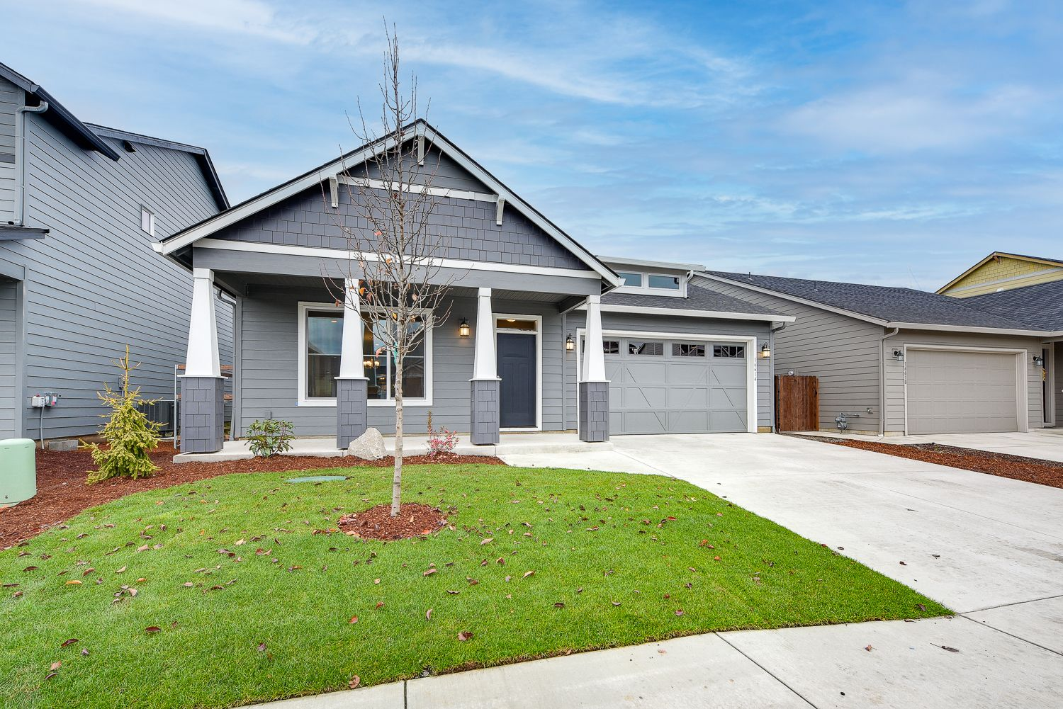 Exterior featured in the Brier By New Tradition Homes in Yakima, WA