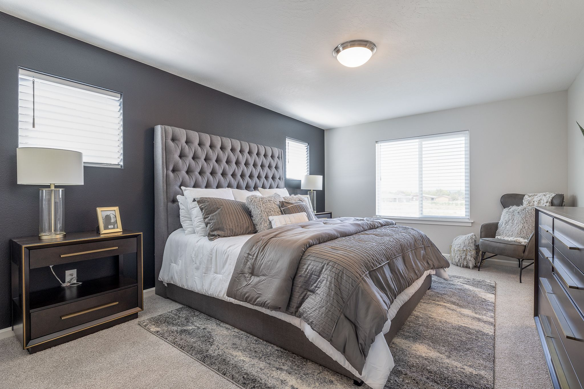 Bedroom featured in the Alderwood By New Tradition Homes in Yakima, WA