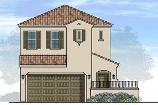 Plan 101 - Andalucia Villas: Gilbert, Arizona - New Village Homes