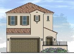 Plan 101 - La Costera: Chandler, Arizona - New Village Homes