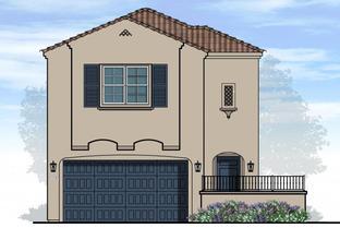Plan 102 - Andalucia Villas: Gilbert, Arizona - New Village Homes