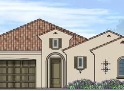 Plan 201 - La Costera: Chandler, Arizona - New Village Homes