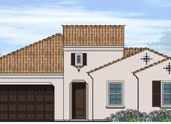 Plan 203 - La Valencia: Chandler, Arizona - New Village Homes