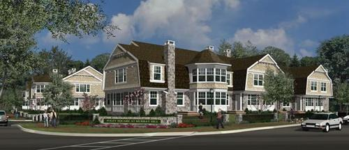 Foley Square At Murray Hill by Newstar Homes in Union County New Jersey