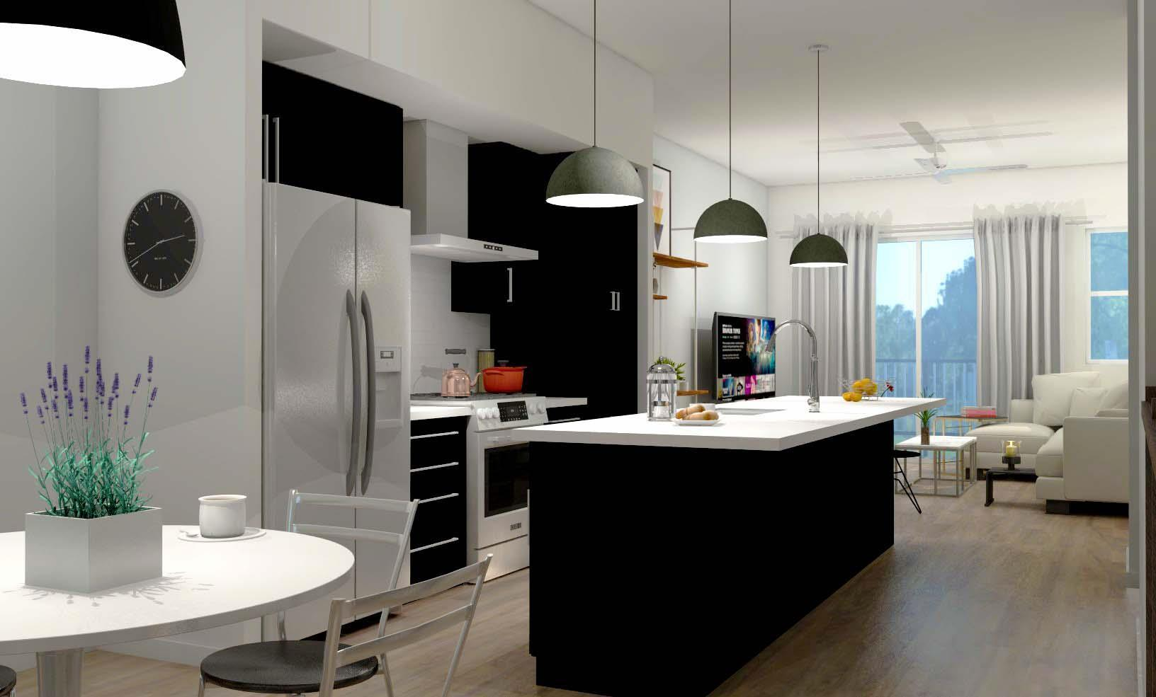Kitchen featured in the Residence One By Next Generation Capital  in Sacramento, CA