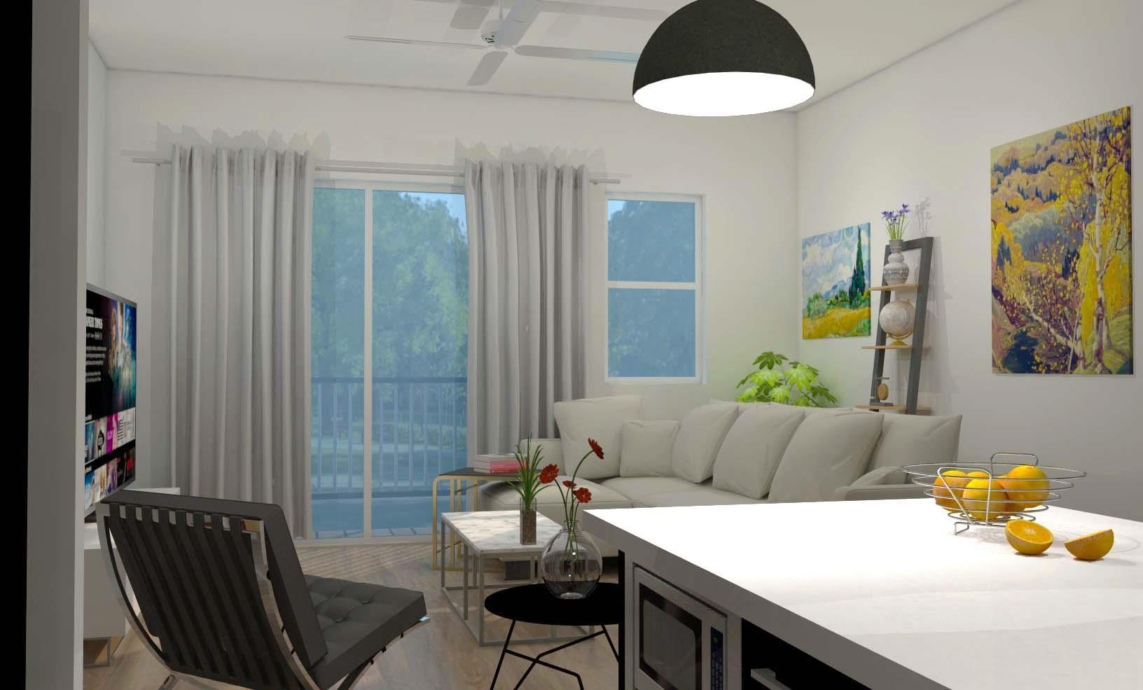 Living Area featured in the Residence One By Next Generation Capital  in Sacramento, CA