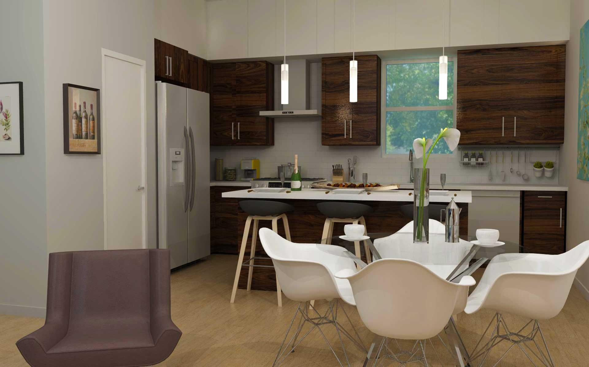 Kitchen featured in the Residence Two By Next Generation Capital  in Sacramento, CA