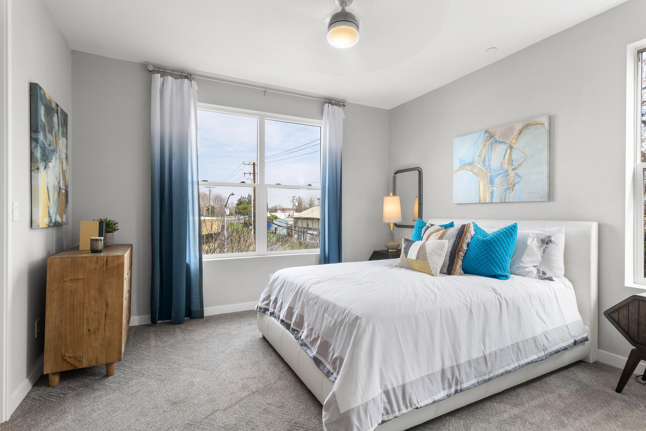 Bedroom featured in the Plan 2 By Next Generation Capital  in Sacramento, CA
