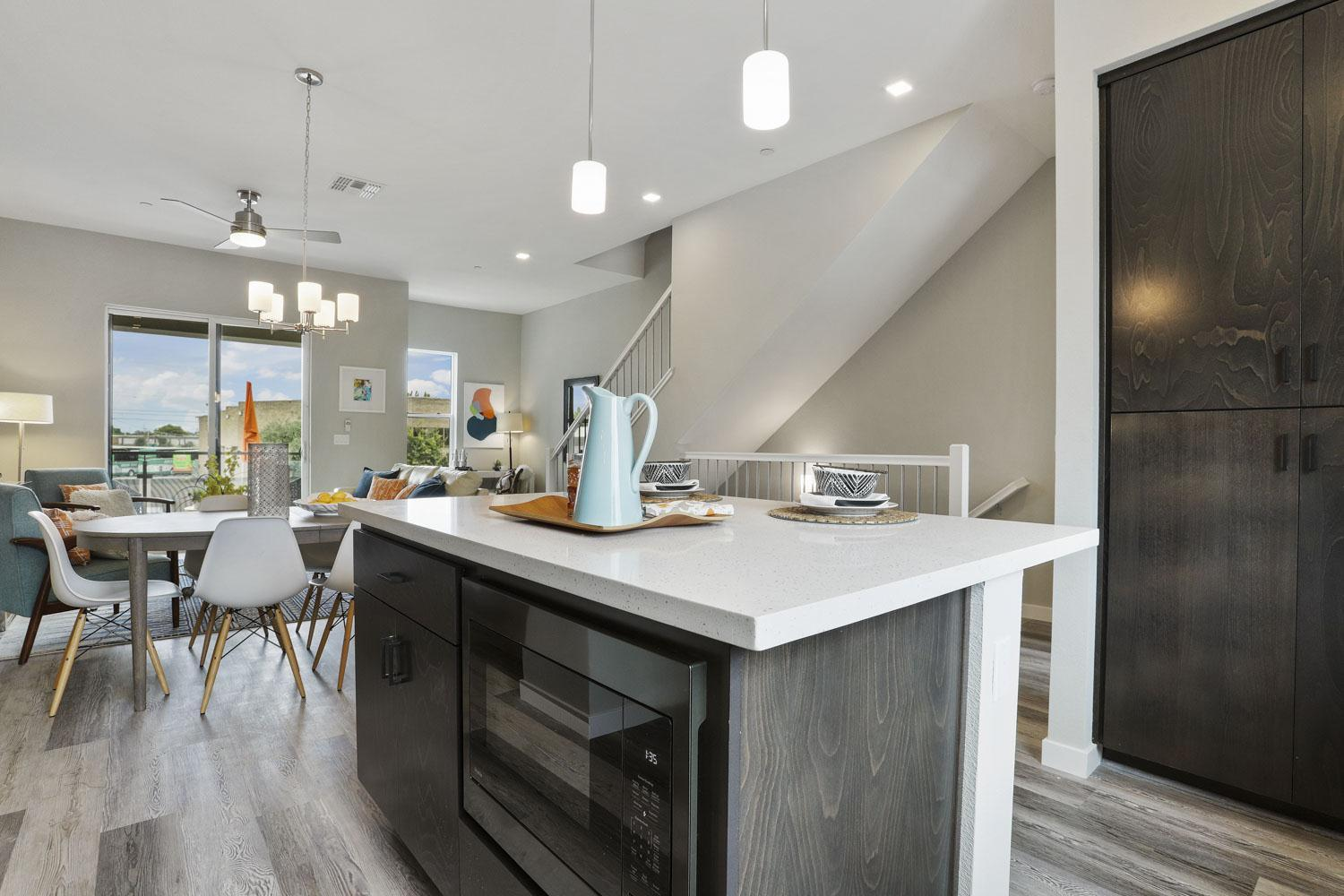 Kitchen featured in the Plan 1 By Next Generation Capital  in Sacramento, CA