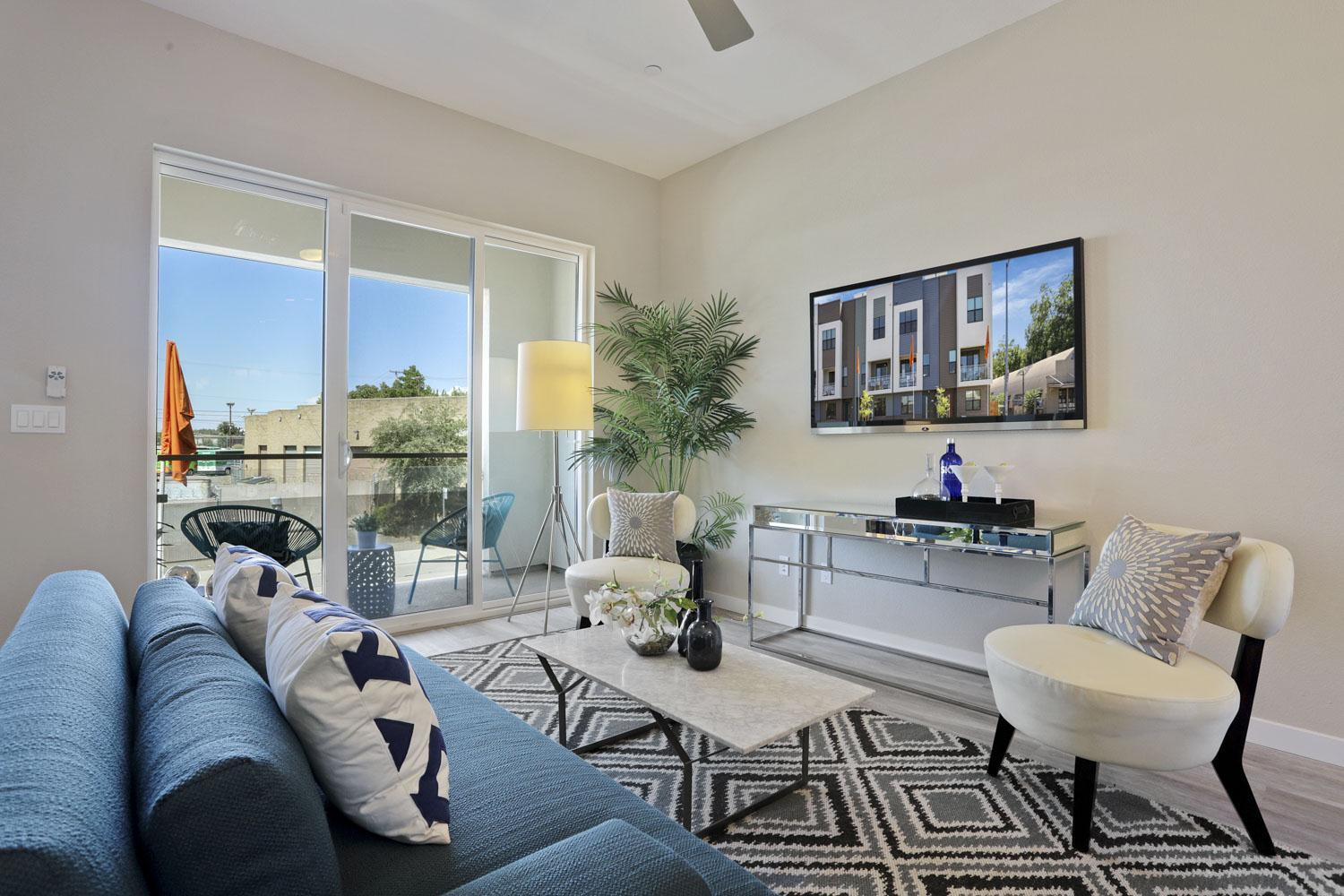 Living Area featured in the Plan 1 By Next Generation Capital  in Sacramento, CA