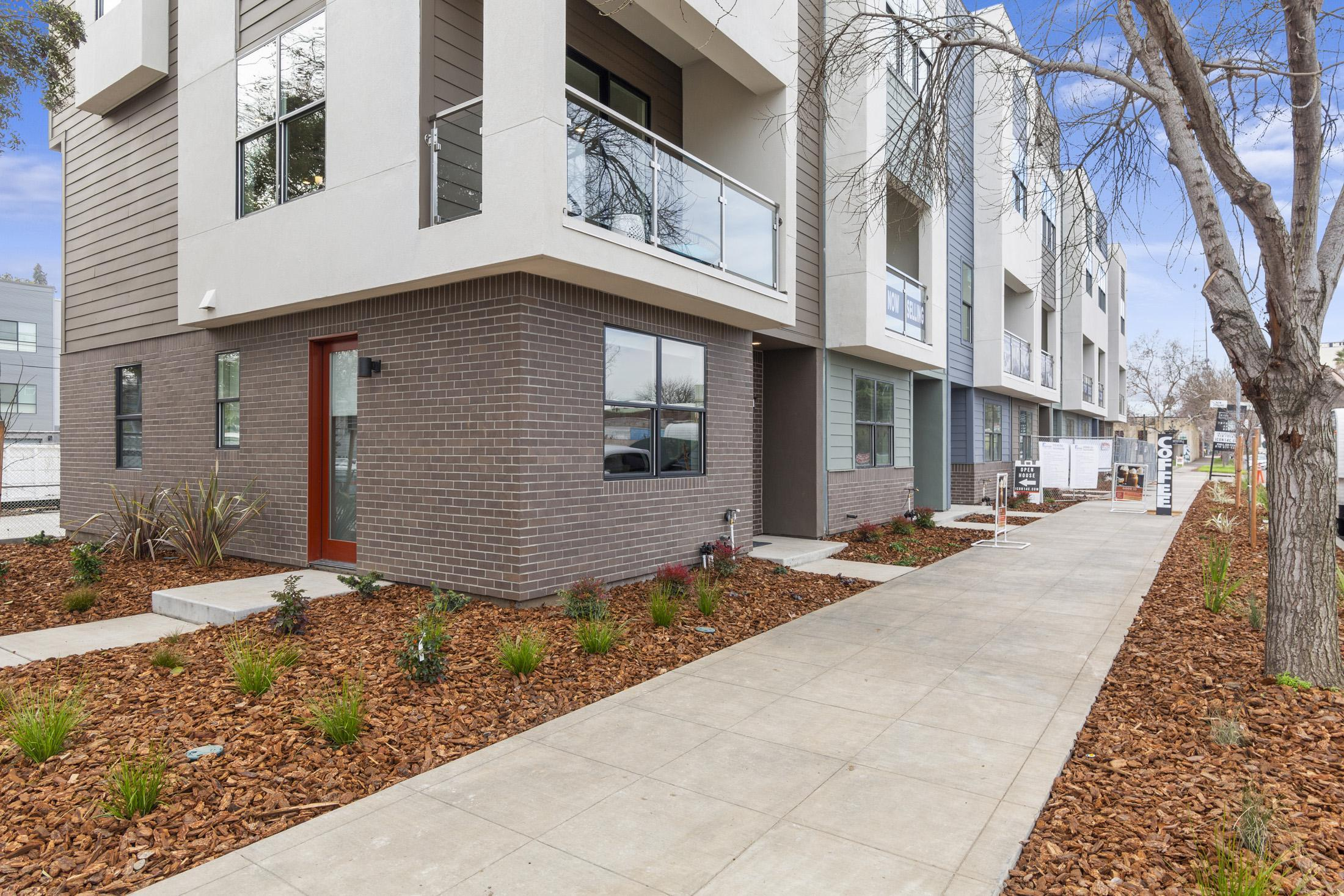Exterior featured in the Plan 2 By Next Generation Capital  in Sacramento, CA