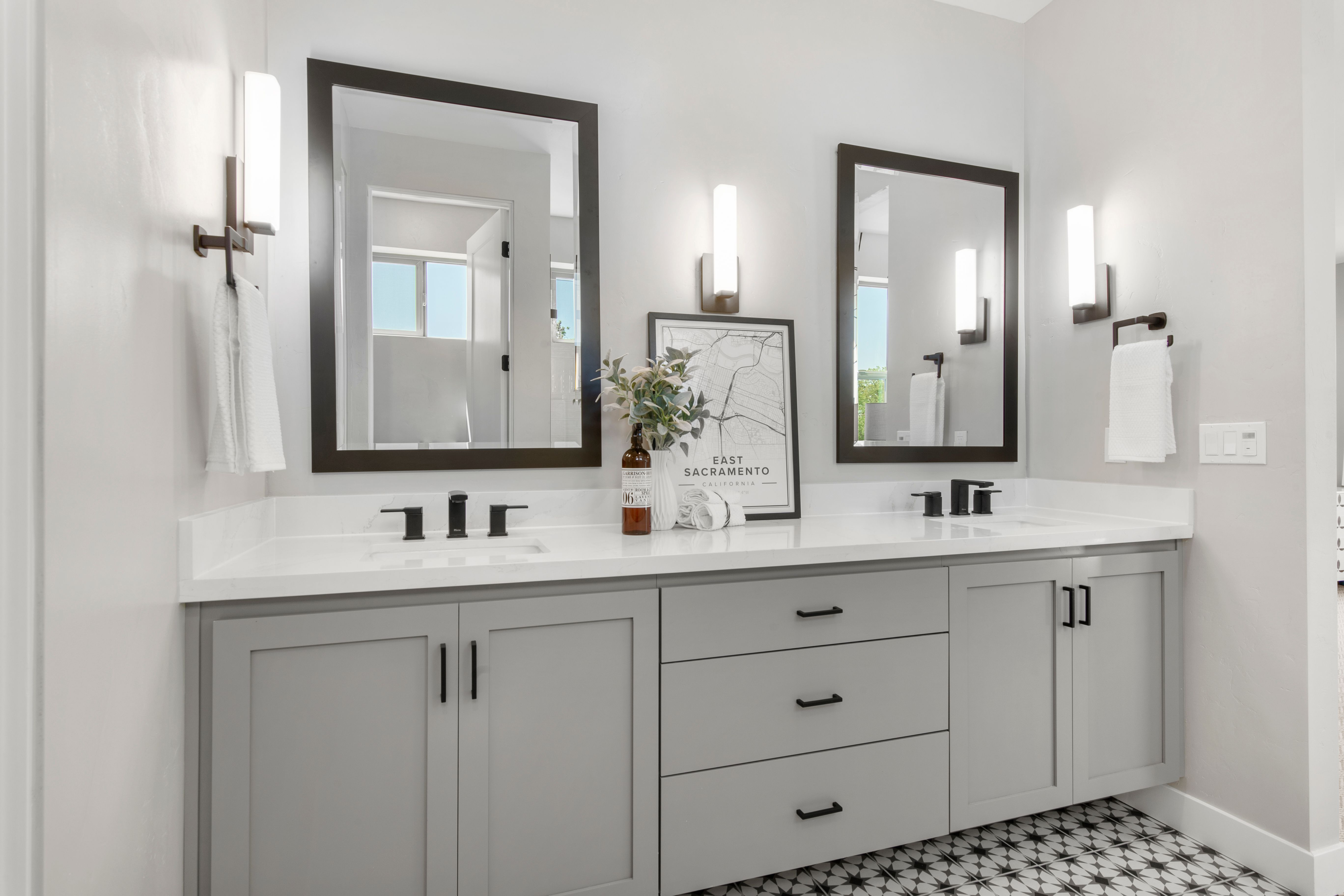 Bathroom featured in the Plan B By Next Generation Capital  in Sacramento, CA